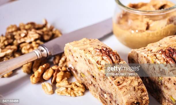 Walnuts and Banana Bread