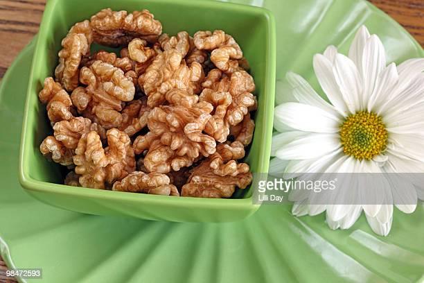Walnuts and Daisy