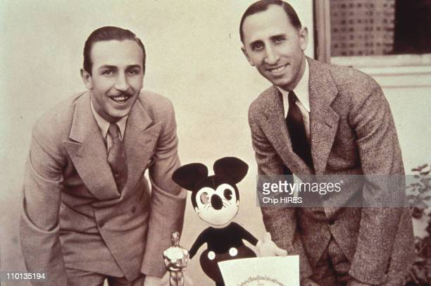 Walt Disney celebrates the 25 years in United States in September 1996 Walt Disney