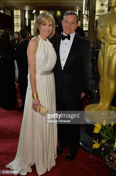 Walt Disney Company CEO Bob Iger attends the Oscars held at Hollywood Highland Center on March 2 2014 in Hollywood California