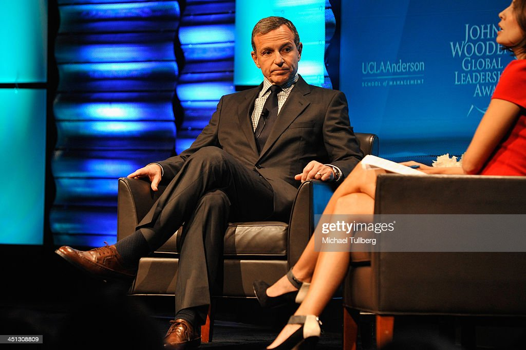 an analysis of bob igers management of the walt disney company Robert a iger is chairman and chief executive officer of the walt disney  skill  in managing businesses in an integrated manner have led to strong results.
