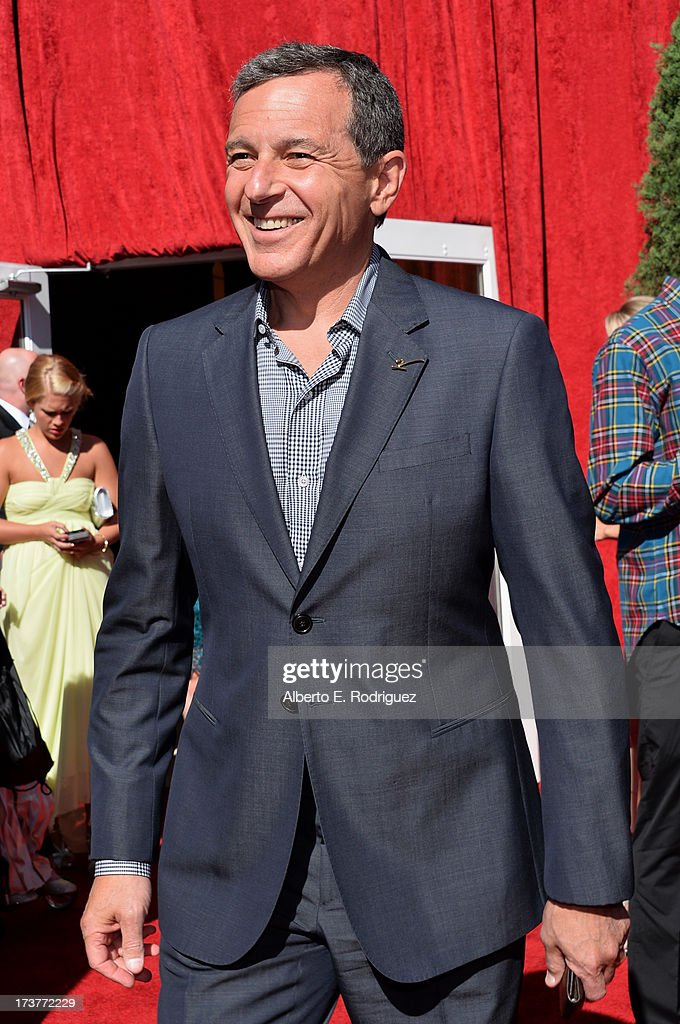 Walt Disney Company Chairman/CEO Bob Iger attends The 2013 ESPY Awards at Nokia Theatre L.A. Live on July 17, 2013 in Los Angeles, California.