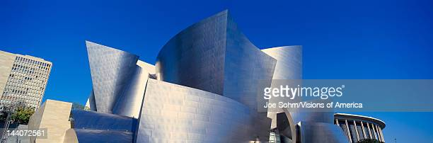 Walt Disney Concert Hall Los Angeles California