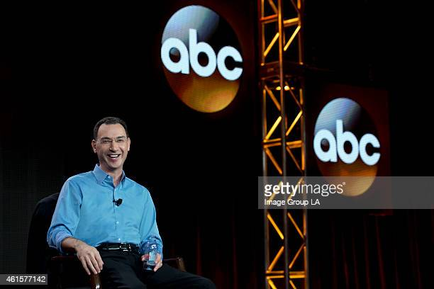 TOUR 2015 'ABC Executive' Session Paul Lee addressed the press at Disney | ABC Television Group's Winter Press Tour 2015