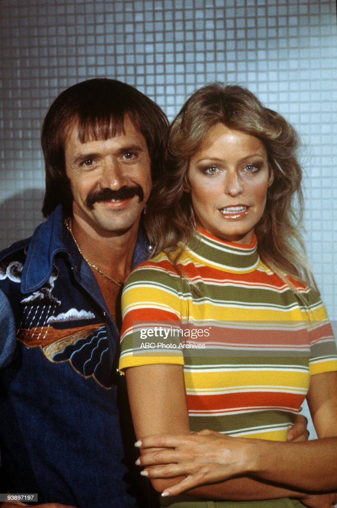 TV - 'Murder on Flight 502' 1975 <a gi-track='captionPersonalityLinkClicked' href=/galleries/search?phrase=Sonny+Bono&family=editorial&specificpeople=208307 ng-click='$event.stopPropagation()'>Sonny Bono</a>, <a gi-track='captionPersonalityLinkClicked' href=/galleries/search?phrase=Farrah+Fawcett&family=editorial&specificpeople=202519 ng-click='$event.stopPropagation()'>Farrah Fawcett</a>
