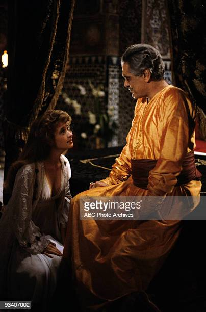 MOVIES 'Harem' 2/910/86 An American girl was kidnapped and ensconced in the harem of a Turkish sultan