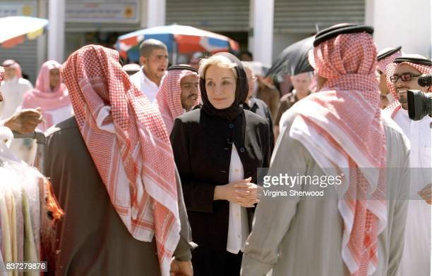 News' Barbara Walters goes under the veil with unprecedented access inside Saudi Arabia home to hijackers and bin Ladens on a special onehour '20/20'...