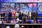 ABC NEWS 7/21/16 Coverage of the 2016 Republican National Convention from the Quicken Loans Arena in Cleveland Ohio which airs on all ABC News...