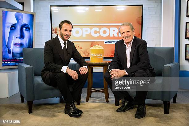 DIGITAL Peter Travers talks to Director Tom Ford for the ABC NEWS DIGITAL program POPCORN WITH PETER TRAVERS The series features interviews with...