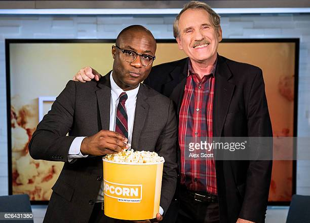 DIGITAL Peter Travers talks to Barry Jenkins for the ABC NEWS DIGITAL program POPCORN WITH PETER TRAVERS The series features interviews with todays...