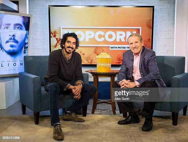 DIGITAL Peter Travers talks to Dev Patel for the ABC NEWS DIGITAL program POPCORN WITH PETER TRAVERS The series features interviews with todays...