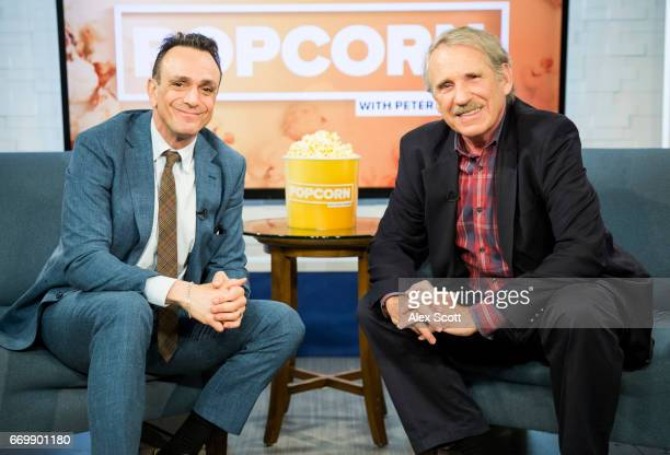 DIGITAL Peter Travers talks to Hank Azaria for the ABC NEWS DIGITAL program POPCORN WITH PETER TRAVERS The series features interviews with todays...