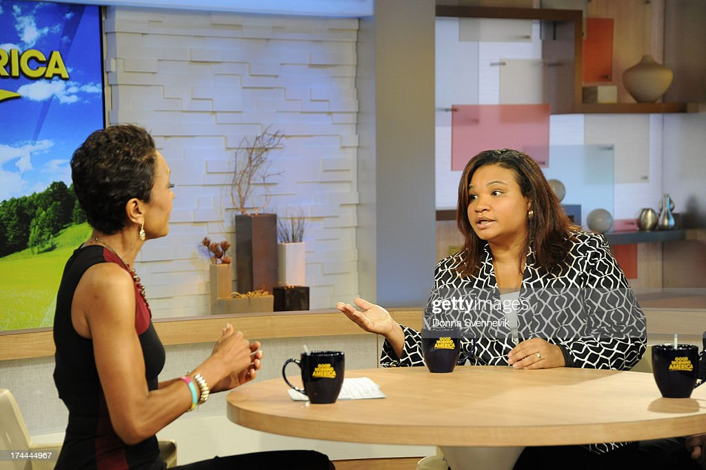 ABC NEWS - In an ABC News exclusive, Robin Roberts interviews Juror B29 (Maddy), the only minority juror from the George Zimmerman trial. Portions of the will air TONIGHT, July 25, on WORLD NEWS WITH DIANE SAWYER and NIGHTLINE. The full interview airs on GOOD MORNING AMERICA, July 26, at 7am ET. B29