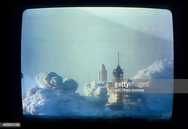 FLIGHTS Space Shuttle 'Columbia' Live Broadcast Coverage from Kennedy Space Center Airdate April 12 1981 SPACE