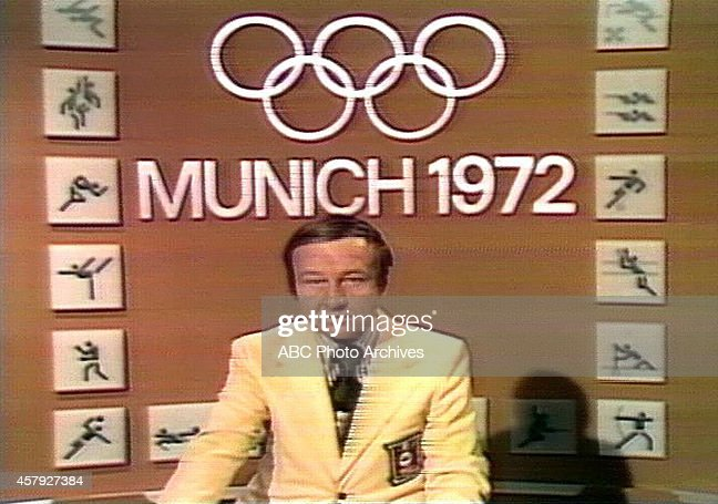 Summer Olympics - Israeli Wresting Team Hostage Crisis - On Air coverage from live feed - Jim McKay