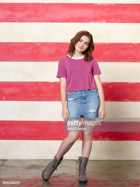 HOUSEWIFE ABC's 'American Housewife' stars Meg Donnelly as Taylor Otto