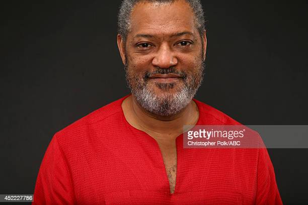 ABC's 'Blackish' actor Laurence Fishburne poses for a portrait during ABC's 2014 TCA summer press tour at The Beverly Hilton Hotel on July 15 2014 in...