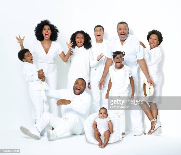 ISH ABC's 'blackish' stars Miles Brown as Jack Johnson Tracee Ellis Ross as Rainbow Johnson Yara Shahidi as Zoey Johnson Anthony Anderson as Andre...