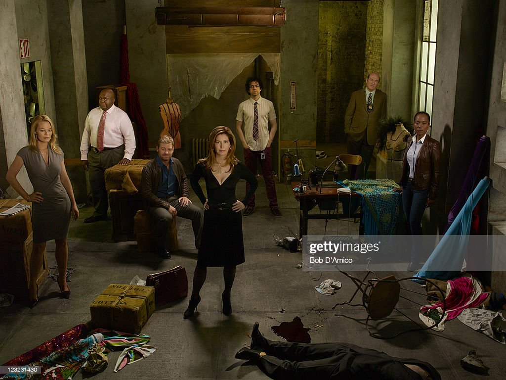 PROOF - ABC's 'Body of Proof' stars Jeri Ryan as Dr. Kate Murphey, Windell D. Middlebrooks as Dr. Curtis Brumfield, Nicholas Bishop as Peter Dunlop, Dana Delany as Dr. Megan Hunt, Geoffrey Arend as Dr. Ethan Gross, John Carroll Lynch as Detective Bud Morris and Sonja Sohn as Detective Samantha Baker.