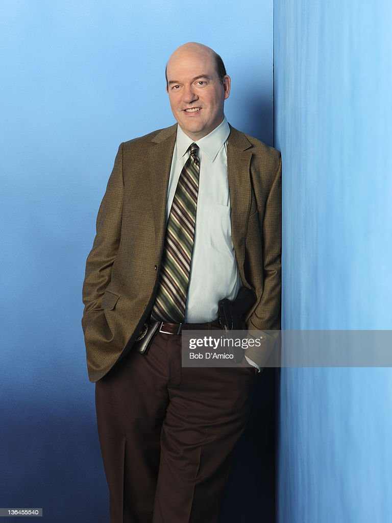 PROOF - ABC's 'Body of Proof' stars John Carroll Lynch as Detective Bud Morris.