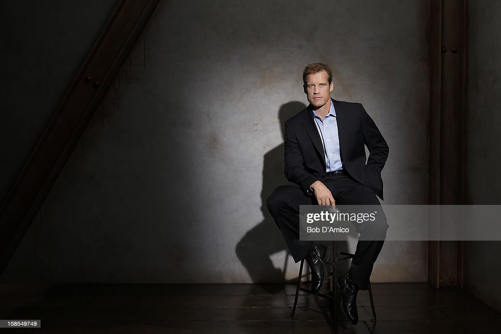 PROOF - ABC's 'Body of Proof' stars Mark Valley as Detective Tommy Sullivan.