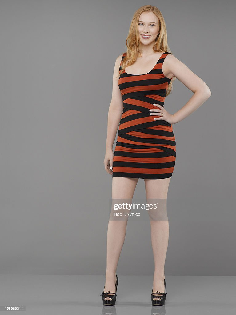 CASTLE - ABC's 'Castle' stars Molly Quinn as Alexis Castle.