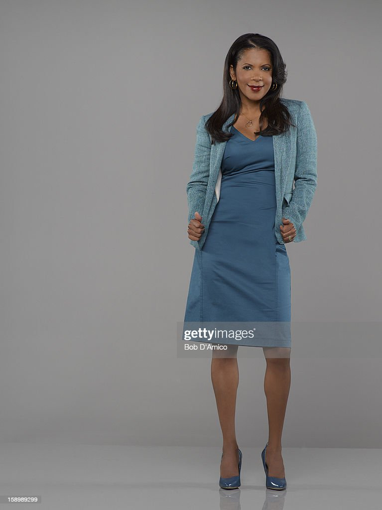 CASTLE - ABC's 'Castle' stars Penny Johnson Jerald as NYPD Captain Victoria Gates.