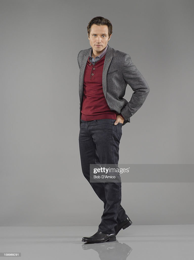 CASTLE - ABC's 'Castle' stars Seamus Dever as NYPD Detective Kevin Ryan.