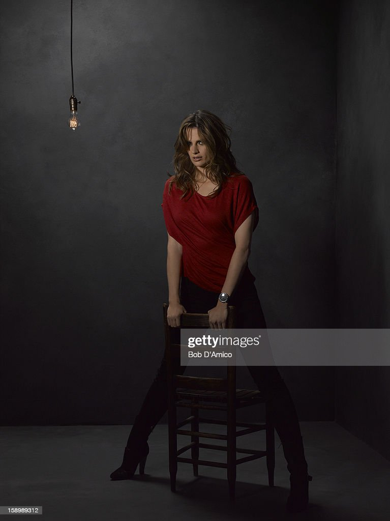 CASTLE - ABC's 'Castle' stars Stana Katic as NYPD Detective Kate Beckett.