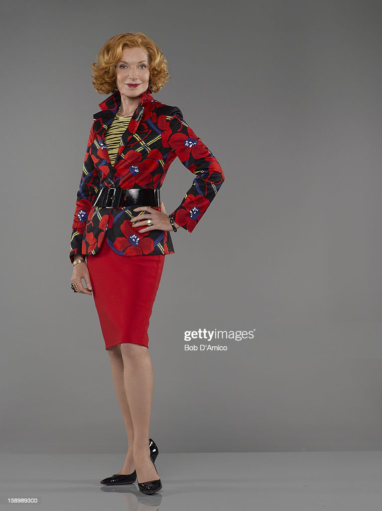 CASTLE - ABC's 'Castle' stars Susan Sullivan as Martha Rodgers.