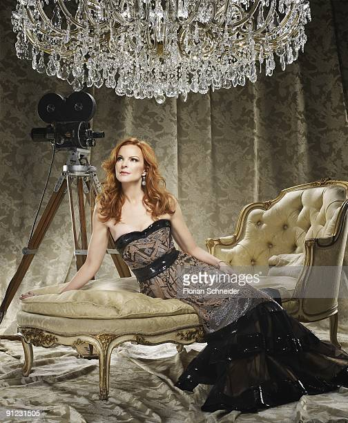 HOUSEWIVES ABC's 'Desperate Housewives' stars Marcia Cross as Bree Hodge
