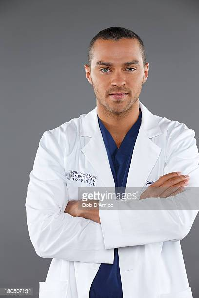 S ANATOMY ABC's 'Grey's Anatomy' stars Jesse Williams as Dr Jackson Avery