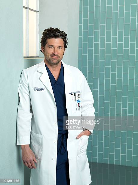 S ANATOMY ABC's 'Grey's Anatomy' stars Patrick Dempsey as Derek Shepherd