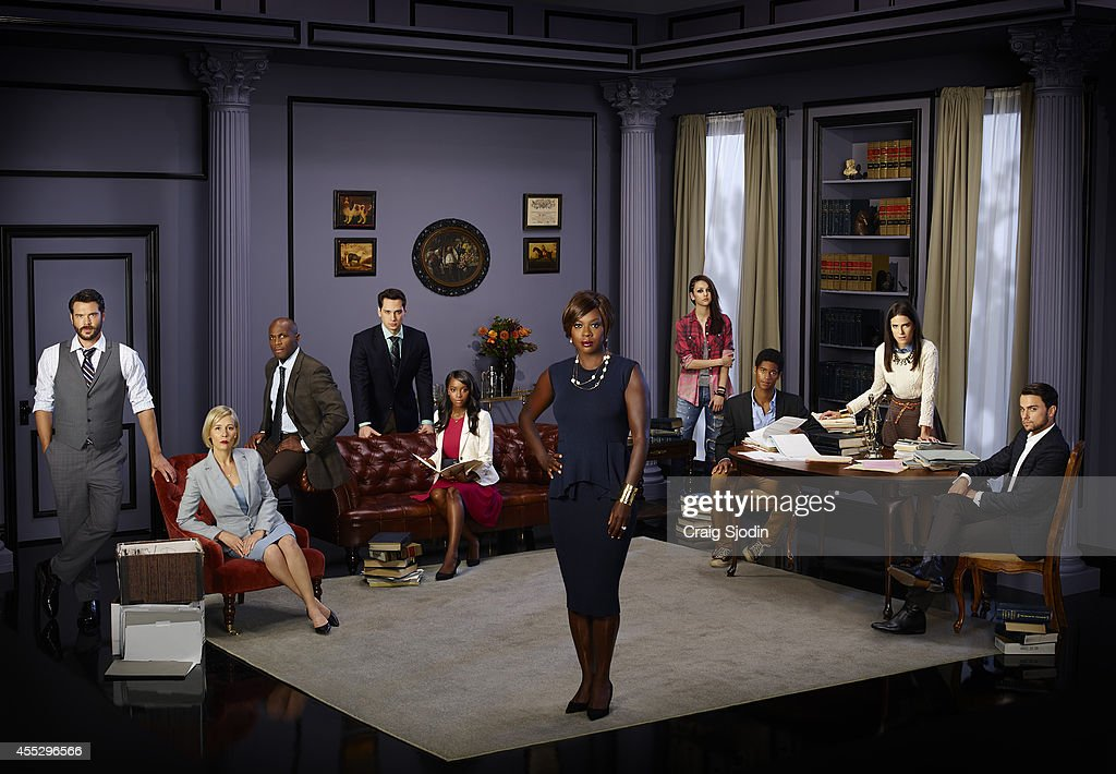 MURDER ABC's 'How to Get Away with Murder' Charlie Weber as Frank Delfino Liza Weil as Bonnie Winterbottom Billy Brown as Nate Matt McGorry as Asher...
