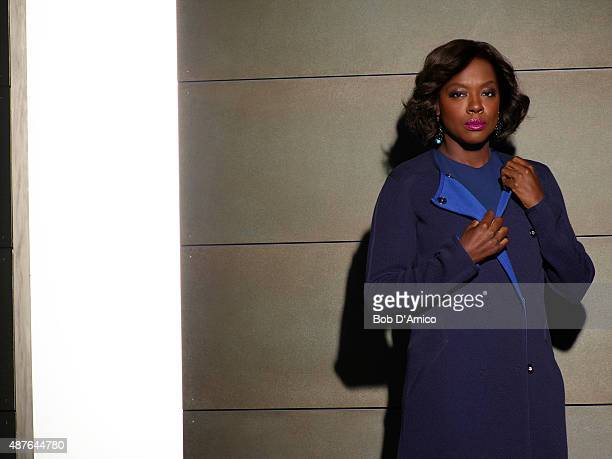 MURDER ABC's 'How to Get Away with Murder' stars Viola Davis as Professor Annalise Keating