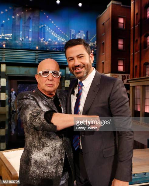 LIVE ABC's 'Jimmy Kimmel Live' returns to Brooklyn New York for five original shows The guests for Friday October 20 included Woody Harrelson musical...