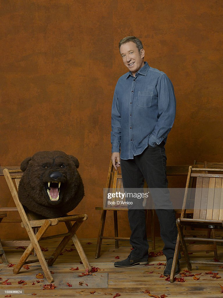 STANDING - ABC's 'Last Man Standing' stars Tim Allen as Mike Baxter.