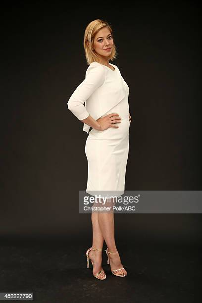 ABC's 'Manhattan Love Story' actress Analeigh Tipton poses for a portrait during ABC's 2014 TCA summer press tour at The Beverly Hilton Hotel on July...