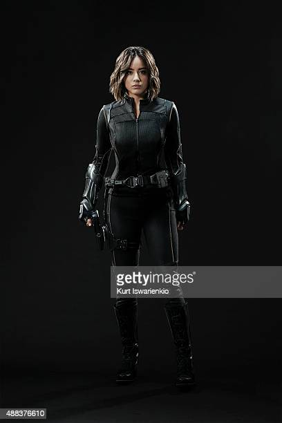S AGENTS OF SHIELD ABC's 'Marvel's Agents of SHIELD' stars Chloe Bennet as Agent Daisy Johnson