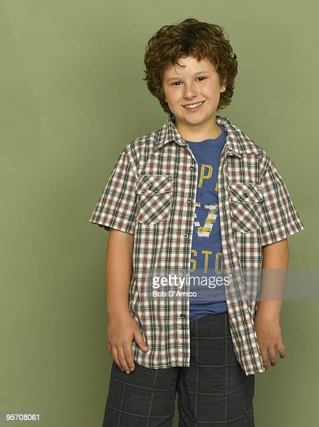 FAMILY ABC's 'Modern Family' stars Nolan Gould as Luke