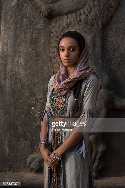 OF KING PROPHETS ABC's 'Of Kings Prophets' stars Maisie RichardsonSellers as Michal
