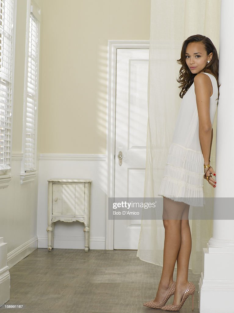 REVENGE - ABC's 'Revenge' stars Ashley Madekwe as Ashley Davenport.