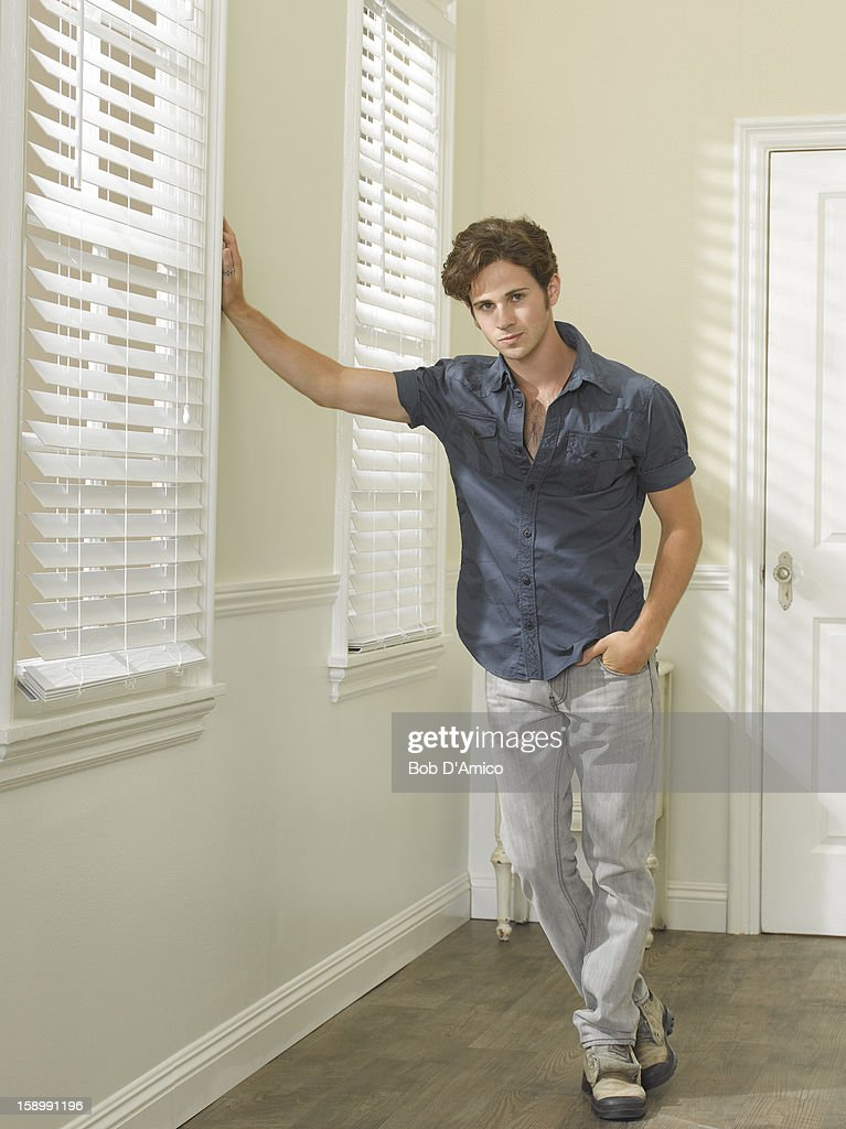 REVENGE - ABC's 'Revenge' stars Connor Paolo as Declan Porter.