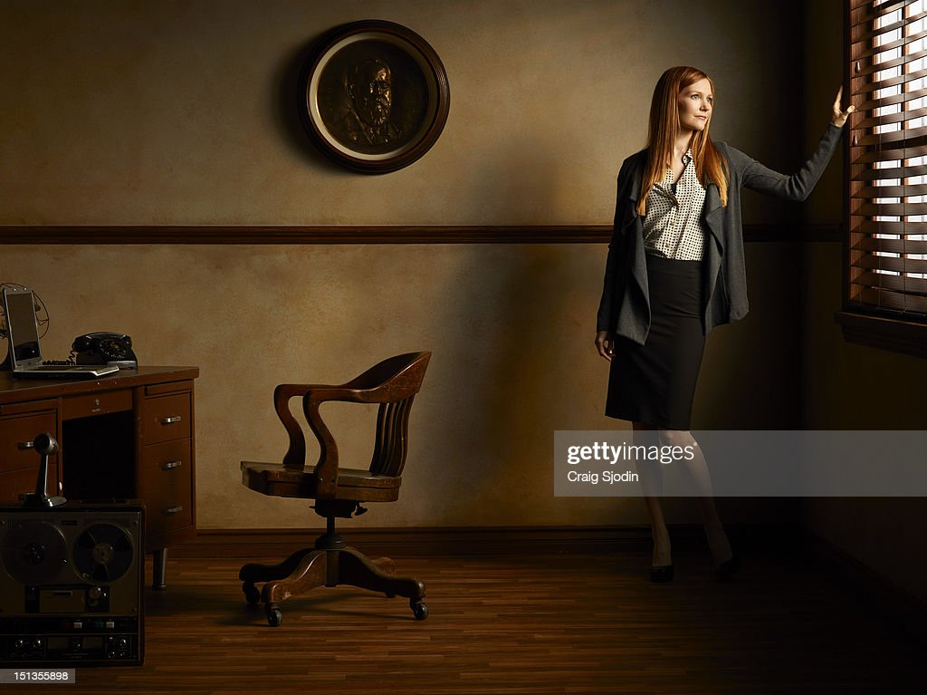 SCANDAL - ABC's 'Scandal' stars Darby Stanchfield as Abby Whelan.