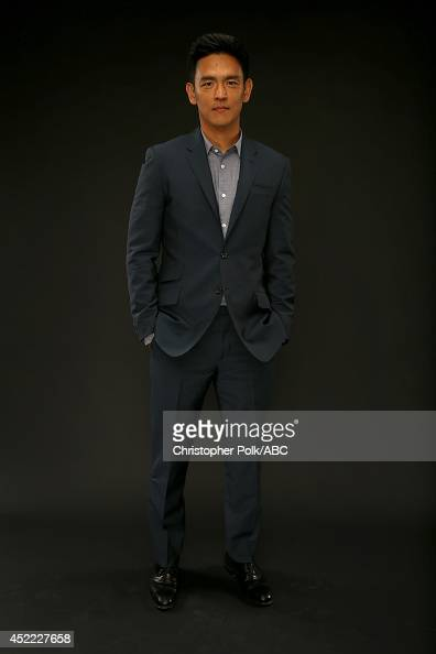 ABC's 'Selfie' actor John Cho poses for a portrait during ABC's 2014 TCA summer press tour at The Beverly Hilton Hotel on July 15 2014 in Beverly...