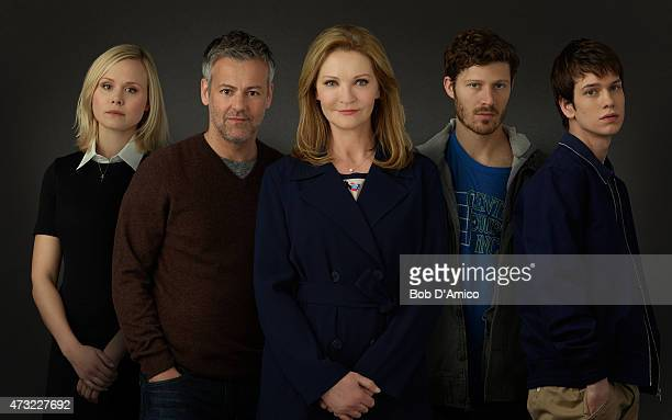 THE FAMILY ABC's 'The Family' stars Joan Allen as Claire Alison Pill as Willa Margot Bingham as Sergeant Nina Meyer Zach Gilford as Danny Liam James...