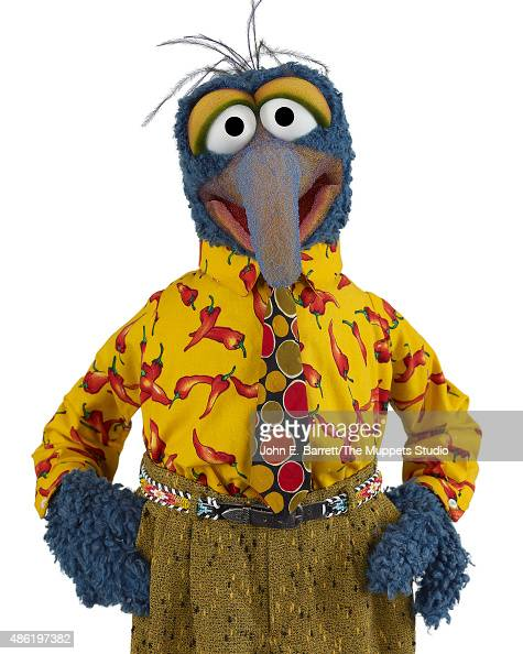 THE MUPPETS ABC's 'The Muppets' stars The Great Gonzo