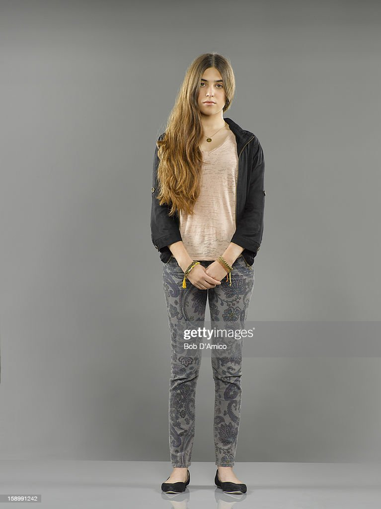 THE NEIGHBORS - ABC's 'The Neighbors' stars Clara Mamet as Amber Weaver.