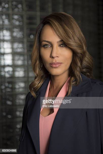 TIME ABC's Time After Time' stars Nicole Ari Parker as Vanessa Anders