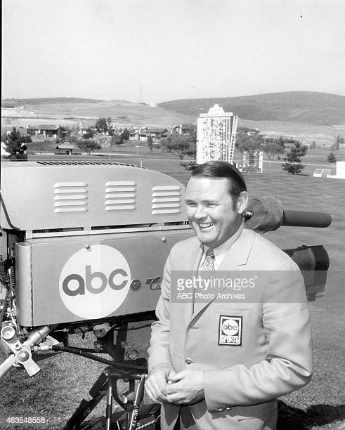 ABC'S WIDE WORLD OF SPORTS Sportscasters Gallery Shoot Date May 18 1970 JACKSON